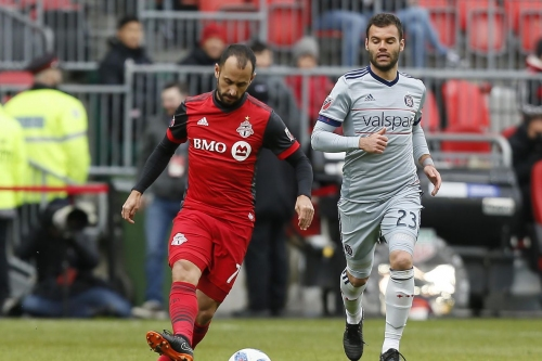 Rate the Reds: Toronto FC 2-2 Chicago Fire