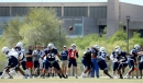 Pima practices, plans for future games, even as uncertainty surrounding program mounts