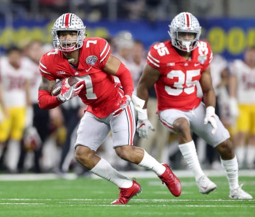 Where did Ohio State safety Damon Webb sign as an undrafted free agent?
