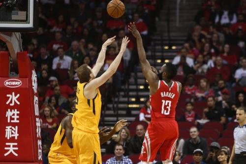 Houston Rockets vs. Utah Jazz Game 1 preview