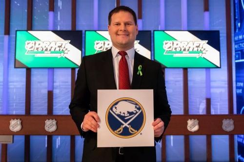 Dallas Stars Daily Links: Buffalo Wins Draft Lottery