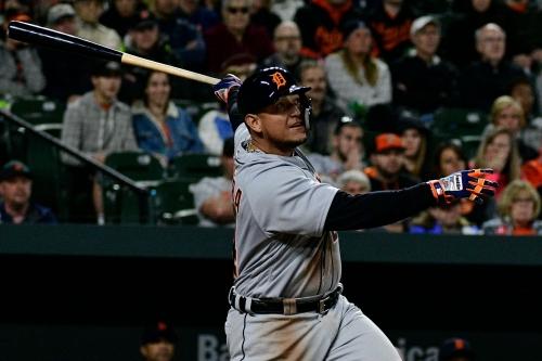 Miguel Cabrera's big day snaps Detroit Tigers' slump in big way: 'We needed that'