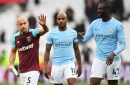 Man City fans love what Pablo Zabaleta did at full-time against West Ham