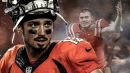 Paxton Lynch and Chad Kelly will compete for Broncos' No. 2 QB spot