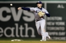 Did you see what Rays' Daniel Robertson did at second base Saturday against Red Sox?