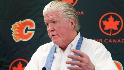 Q&A: Brian Burke on leaving Flames, not tying ties, TV analyst gig