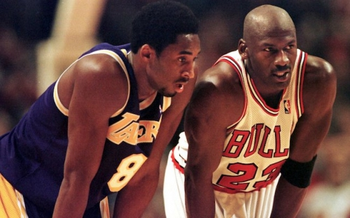 Kobe Bryant Explains Why He Doesn't Spend Time Thinking About Michael Jordan Comparisons