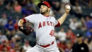 Reliever Jose Alvarez is showing staying power with Angels