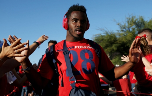 Arizona Wildcats RB Nick Wilson signs with Chicago Bears as free agent