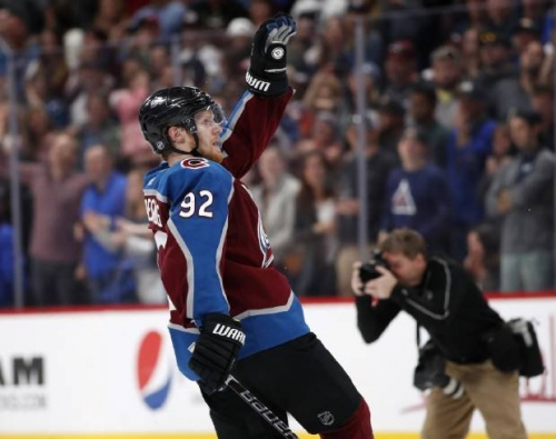 Paul Klee: Say hey, Gabe. Landeskog's leadership nudges Colorado Avalanche to brink of NHL playoffs.