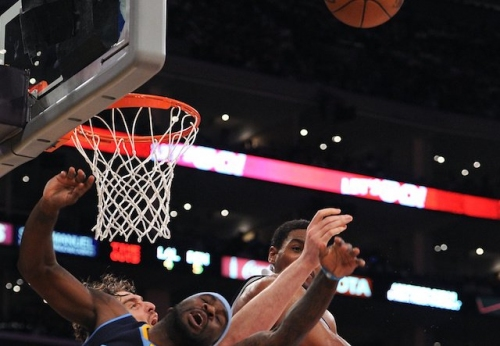 This Day In Lakers History: Andrew Bynum Ties NBA Playoff Record With 10 Blocks