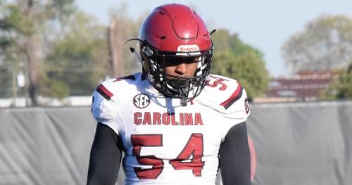 Report: Redshirt freshman LB Davonne Bowen forced to retire from South Carolina football team
