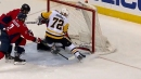 Hornqvist, Penguins stunned by no goal call