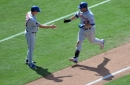 Final Score: Mets 14, Padres 2— Gonzo goes gonzo