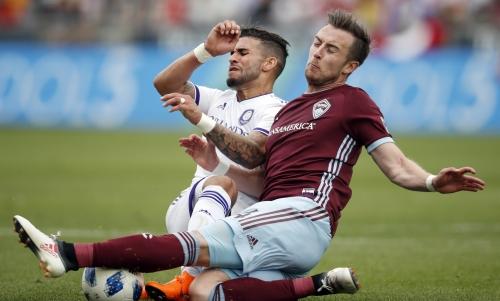 Yoshimar Yotun, Cristian Higuita help Orlando City to win over Colorado Rapids