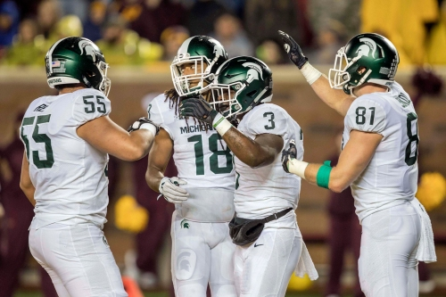 Michigan State football has plenty of NFL draft prospects for 2019