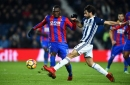 Christian Benteke has been linked with an Aston Villa return - here's what the Crystal Palace striker has to say