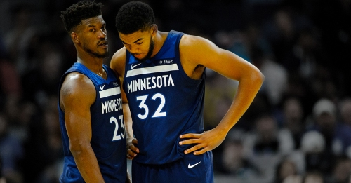 Timberwolves expected to prioritize re-signing Jimmy Butler, Karl-Anthony Towns