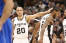 """Manu Ginobili breaks down the Spurs season: """"We had to deal with it"""""""