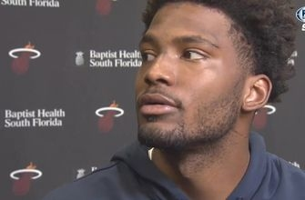 Miami Heat exit interview: Justise Winslow on first-round elimination, improving for next year