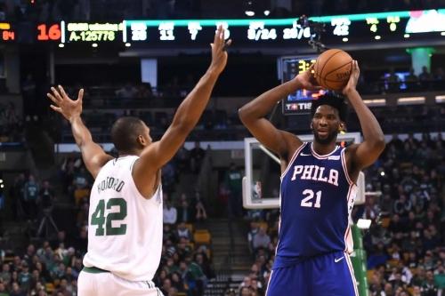 Celtics vs. 76ers match up preview