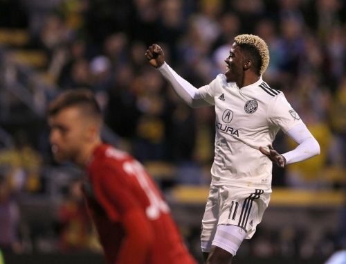 Crew Cuts: Berhalter: One-touch goals a sign of Zardes' fit with Crew SC