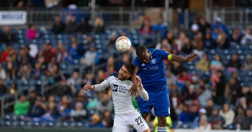 Partida helps Reno 1868 FC win second straight
