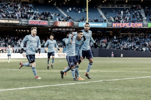 New York City FC hoping to end FC Dallas' unbeaten start to 2018