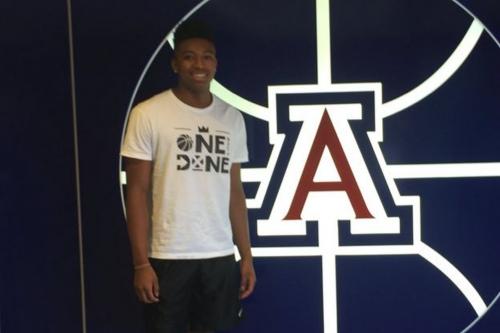 Brandon Williams sets college commitment date