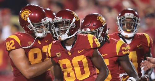 Clay Helton believes the Tennessee Titans got a steal in WR Deontay Burnett