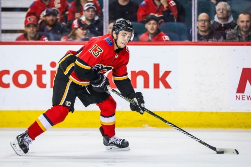 2017-18 Player Report Card: Johnny Gaudreau