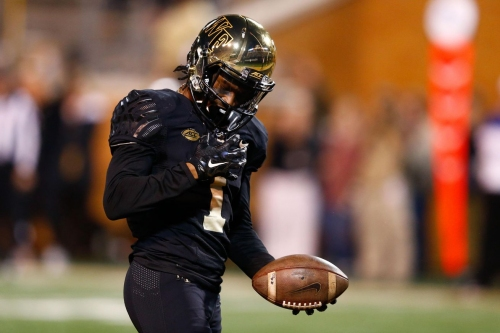Talented grad transfer WR Tabari Hines chooses Oregon over Texas, USC