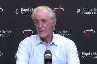 Pat Riley press conference (Part 4 of 5): On the impact of massive contracts on NBA teams