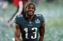 Eagles pick up Nelson Agholor's 5th-year option