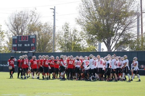 49ers to hold preseason joint practices with Texans