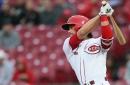 Cincinnati Reds 2018 notes: Rookie Alex Blandino proving he belongs