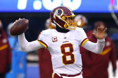 Kirk Cousins comes in at #94 on NFL Network Top 100 of 2017