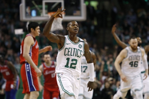 Sixers Drop Game 1 to Celtics in Ugly Fashion