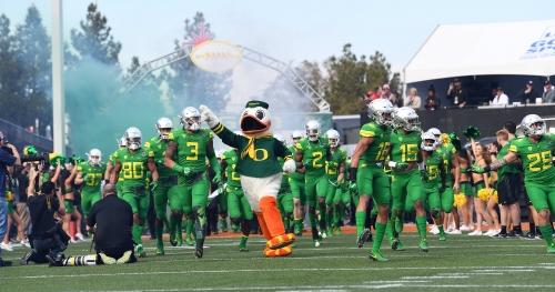 Oregon recruiting notebook: Ducks land receiver Tabari Hines