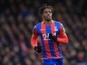 Wilfried Zaha 'not scared' to leave Crystal Palace