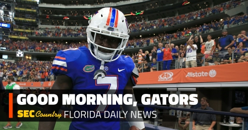 Florida's Duke Dawson talks call from Patriots, teaming up with Georgia's Sony Michel