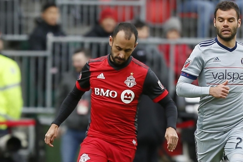 Vazquez could be the key to Toronto FC finding their footing in MLS action