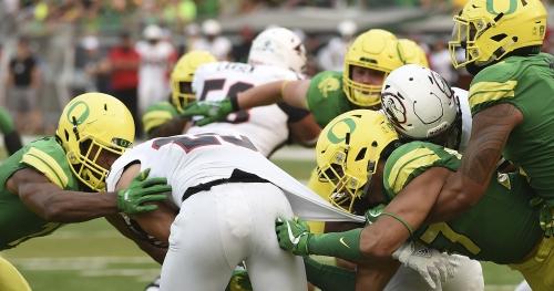 ESPN says Oregon defense is team's biggest question mark