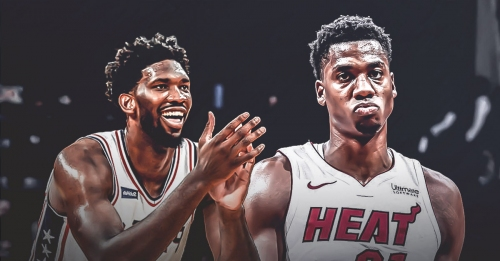 Joel Embiid is having none of the excuses for Hassan Whiteside