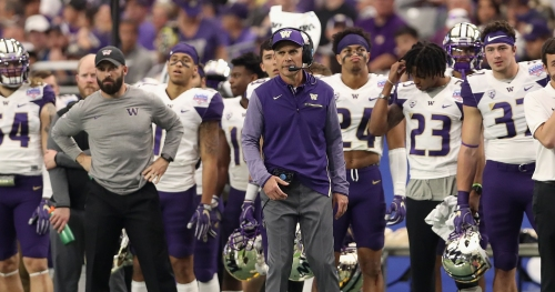 Washington leads Pac-12 in first and second round draft picks during Chris Petersen era
