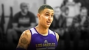 The man behind the Lakers' Kyle Kuzma draft pick, many more