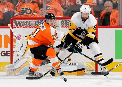 Evgeni Malkin, Carl Hagelin and Brian Dumoulin All Uncertain for Pittsburgh Penguins