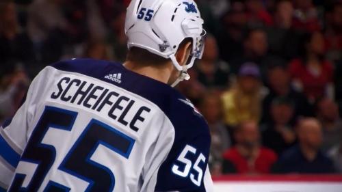 Scheifele a symbol of the Winnipeg Jets' philosophy