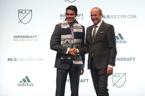 First-round pick Justin Fiddes loaned to Fresno FC