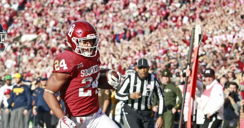 Oklahoma football checks in at No. 7 in USA TODAY's post-spring practice preseason top 25